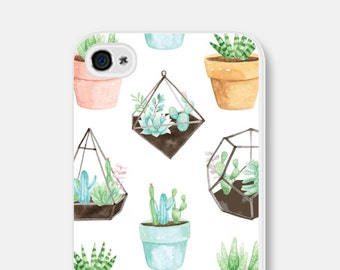 Cactus iPhone 7 Case Cactus iPhone Case Succulent Samsung Galaxy S7 Case Cactus iPhone 6 Case Cactus iPhone 6 Plus Case Cactus Phone Case