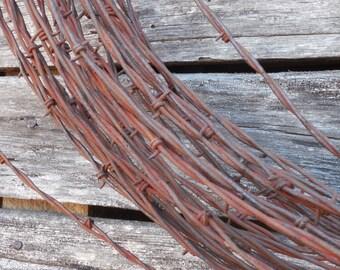 Rustic Barbwire