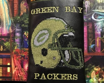 Special order Green Bay pouch