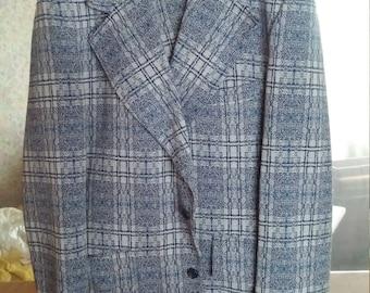 Men's vintage suit