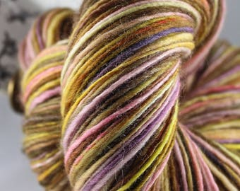 Handspun Yarn Gently Thick and Thin DK Single Falkland 'Only Pick One'