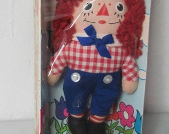 Vintage Raggedy Andy the original by Knickerbocker
