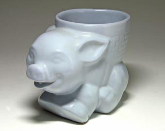 Vintage Frankoma Pig Planter - circa 1980's