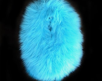 Custom Adult Small Size/Color Listing -  Shaggy, Furry, Fuzzy Slippers