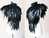 Feather dress or top