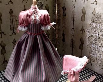 1-12th Scale miniature dress set.