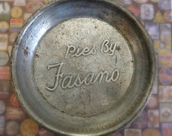 Vintage Pie Pan, Pies by Fasano