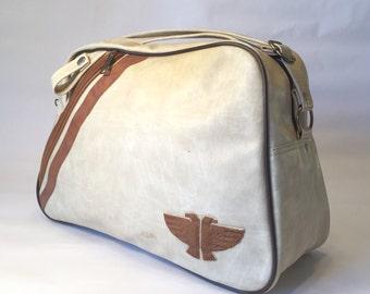 1970 Vinyl Sports Bag
