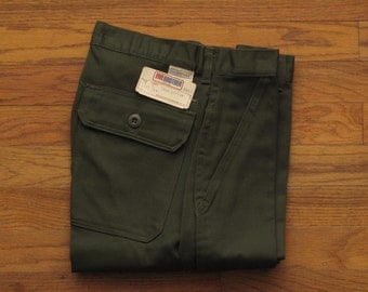 vintage deadstock Five Brother utility trousers