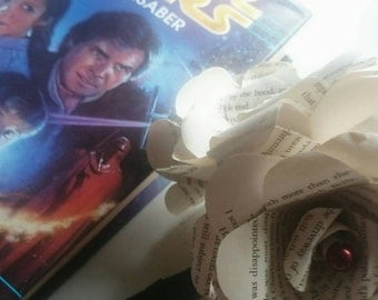 Star Wars Inspired Forever Paper Roses - Unique Geek Inspired Flowers