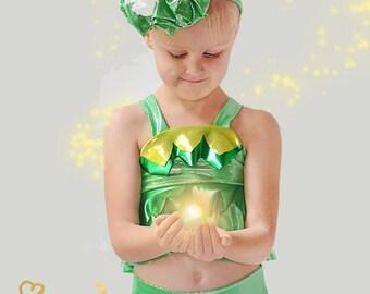 Girls Fairy  Swim Suit