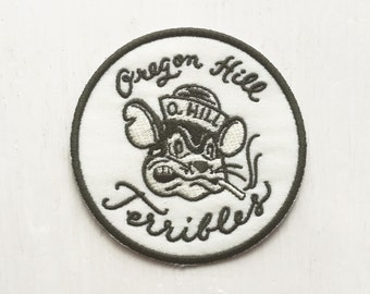 Oregon Hill Terribles - Boy Gangs of Richmond Patch