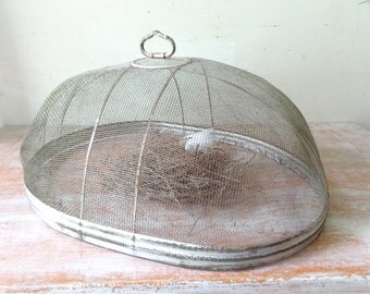 Vintage Wirax Food Cover - Made in England