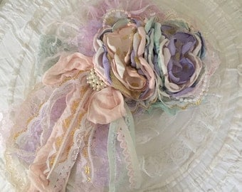 The Unicorn flower headband, Cozette Couture