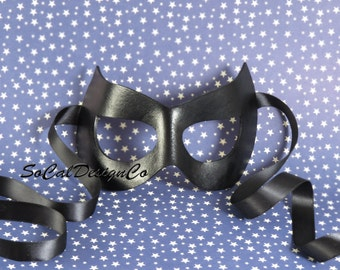 Leather Mask, Black Leather Mask, Womans Masquerade Mask, Halloween Mask, Masquerade Mask Men, Masquerade Mask, Leather Masks, Venetian Mask