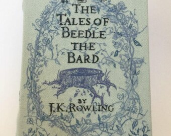 The Tales of Beedle the Bard book bag