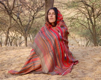 Jaisalmer Traditional Wool Shawl