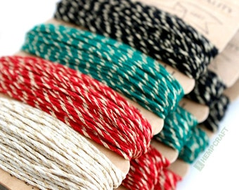 Gift Wrap Cord, 1mm, Four Colors