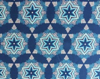 Guru in Midnight, Hello Love Collection by Heather Bailey for Free Spirit Fabrics 1/2 yd