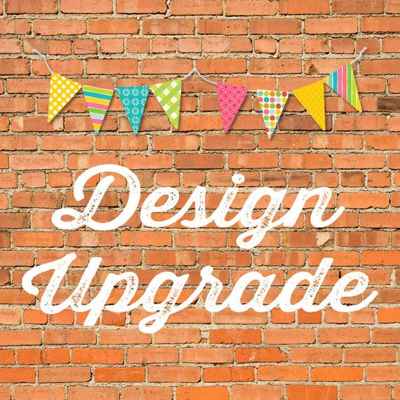 Design Upgrade- Fiesta  custom