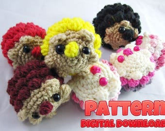 Pattern: Hedgehog