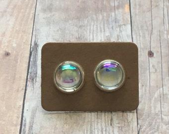 Gorgeous bubble earrings