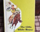Vintage School Book - Little White House – Ginn Basic Readers - 1961 - Old School Book