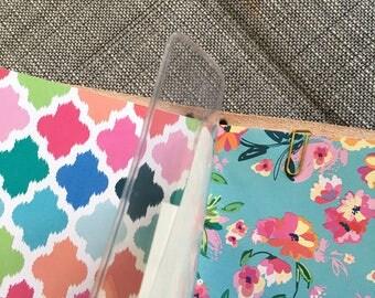 Cahier Traveler's Notebook Clear Vinyl Pocket