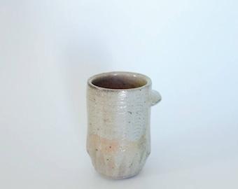 Soda Fired Espresso Cup (shino)