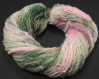 Handspun yarn from my East Frisean milk sheep - 4.9 oz, 111 yards
