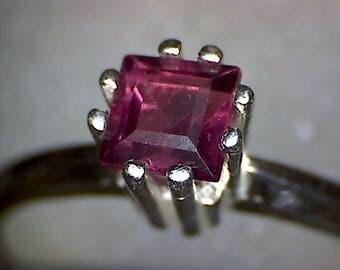 Beautiful Rhodolite Ring