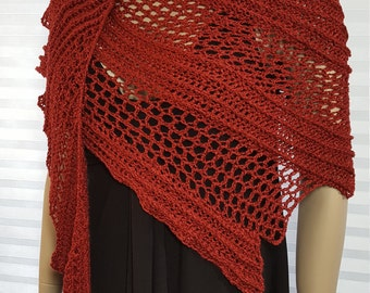 Crochet Shawl, Crochet Scarf, Dragon Wing Shawl, Knit Shawl, Knit Poncho, Crochet Shrug, Knit Shrug, Wedding Shawl Dressy Shawl Evening Wrap