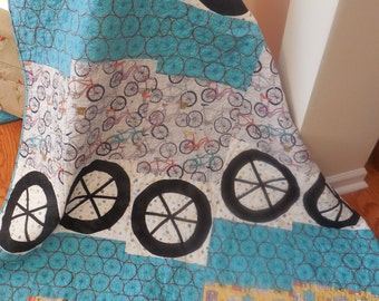 Bike Quilt-Free Shipping to US and Canada