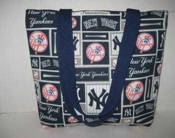 New York Yankees Medium Size Tote