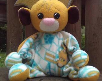SNUGGLE BUMBLE- Baby Simba