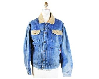 1960s Big Smith Denim Jacket