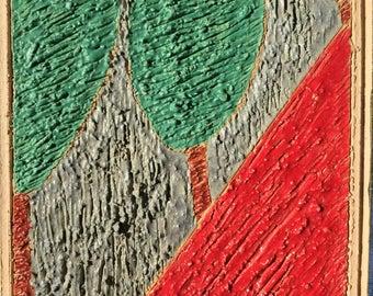 French impressionist tile