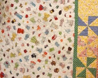PDF Baby Hoo pattern...designed by Mickey Zimmer