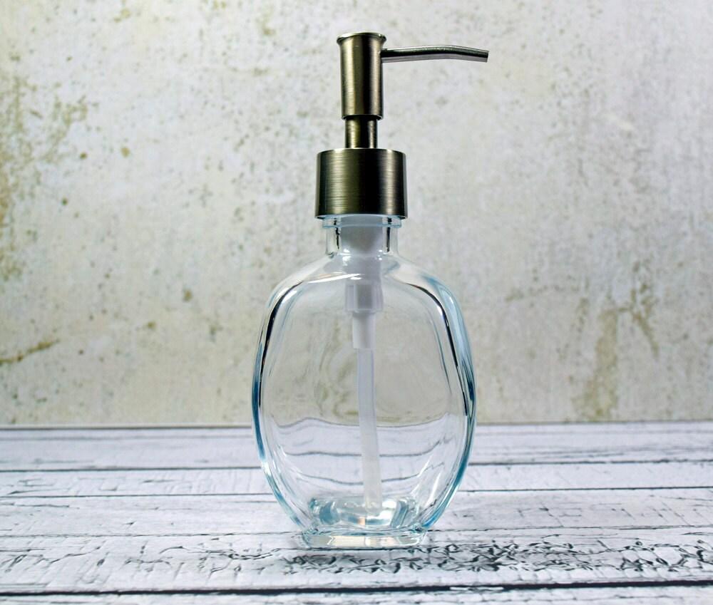 Hand Soap Dispensers Glass Soap Dispenser Bottle Unique