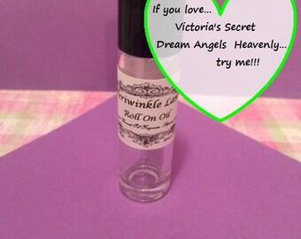Victoria's Secret Dream Angels Heavenly type roll on perfume