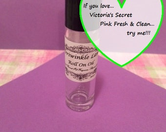 Victoria's Secret Pink Fresh & Clean type Roll on Perfume