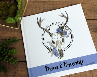 Briar & Bramble Fine Art Book