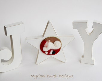 Christmas Sign - Wooden Sign - Christmas Decor - Santa Sign - Ready to Ship