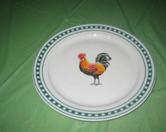 Bia Cordon Blue-Rooster-Plate