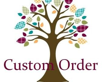 Custom order for Niv (nivby)