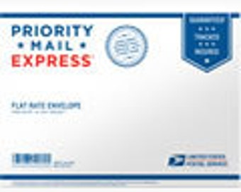 Express Shipping Additional charge