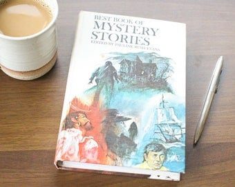 Best Book of Mystery Stories Journal