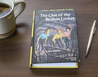 The Clue of the Broken Locket Nancy Drew Journal