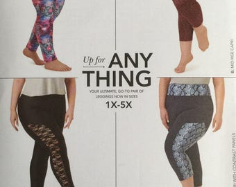 Plus size leggings – Etsy