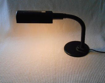 Lamp Light black Flexi Angle Flexible  Lamp Vintage Metal